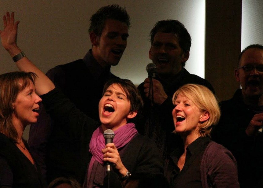 MisSion gospel choir